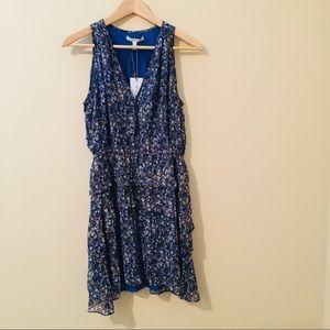 10 Crosby Derek Lam | Floral Silk Dress